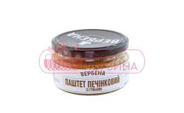 """Вербена """"Паштет Печінковий із Грибами"""" скло 0,2 кг шт"""